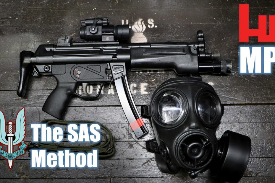 H&K's MP5 and the British SAS….. running CQB with 3-point slings (Feat. BOTR, Forgotten Weapons)