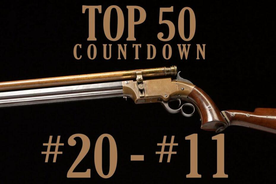 Top 50 Guns of the September Premier: 20-11