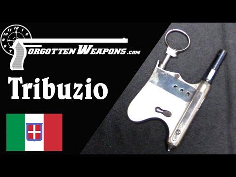 Tribuzio Ring-Trigger Squeeze Pistol