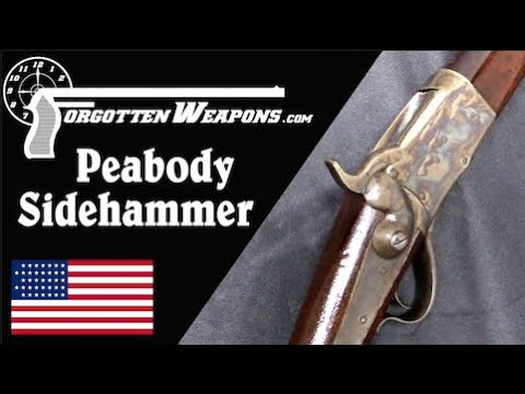 Peabody Sidehammer: The Best Martini Action You've Never Heard Of
