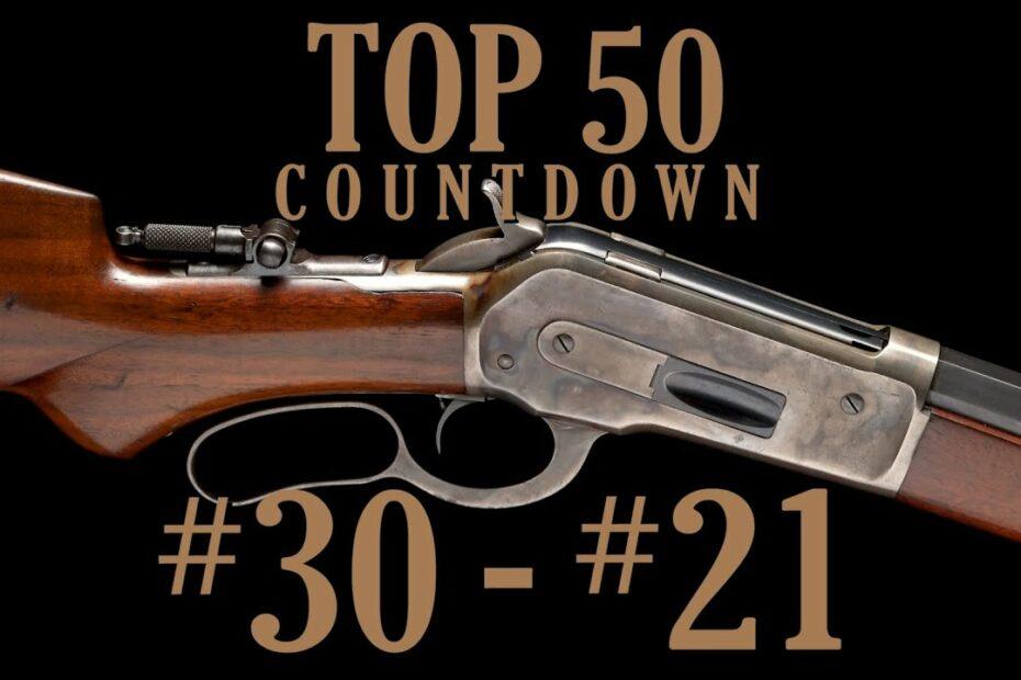 Top 50 Guns of the September Premier: 30-21