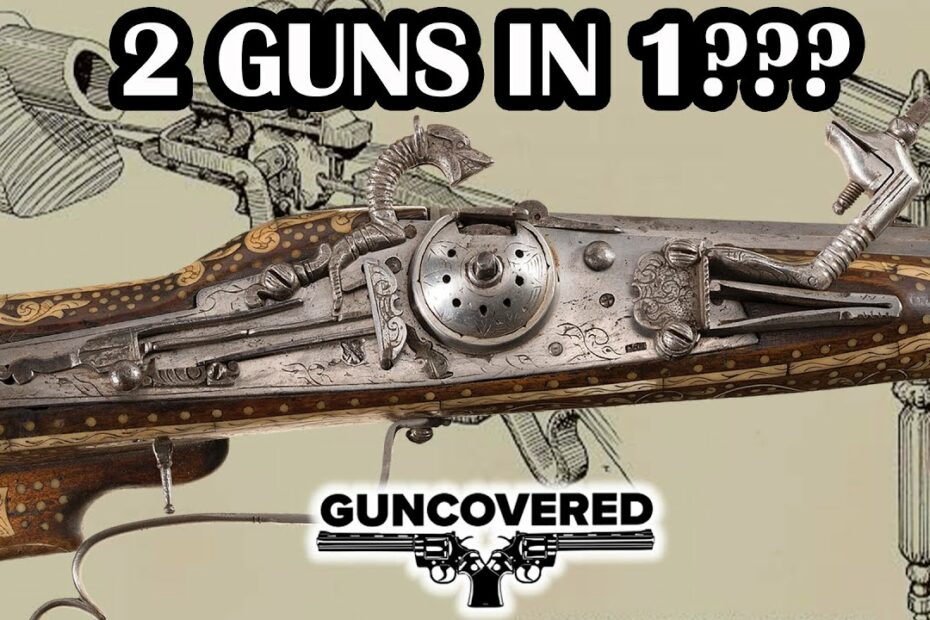 Guncovered: Wheellock or Matchlock?