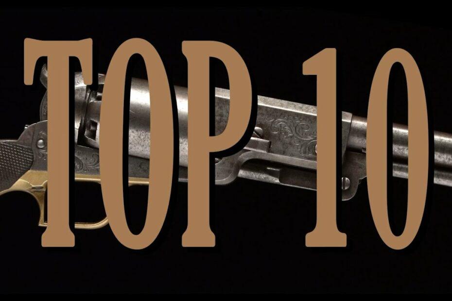 Top 50 Guns of the September Premier: 10-1