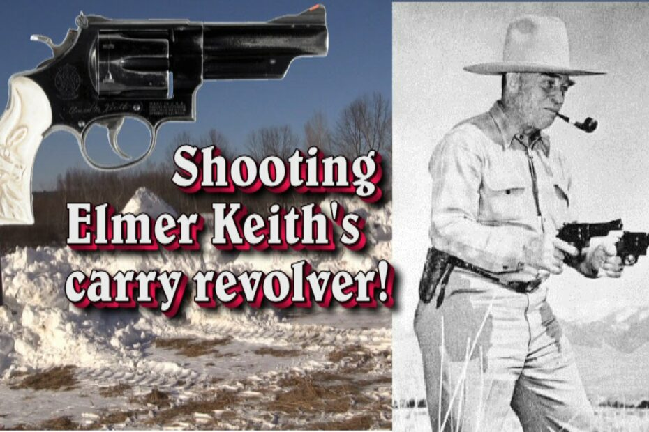 Shooting Elmer Keith's Carry Pistol