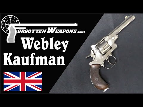 Webley-Kaufman: The Improved Government Pattern Revolver