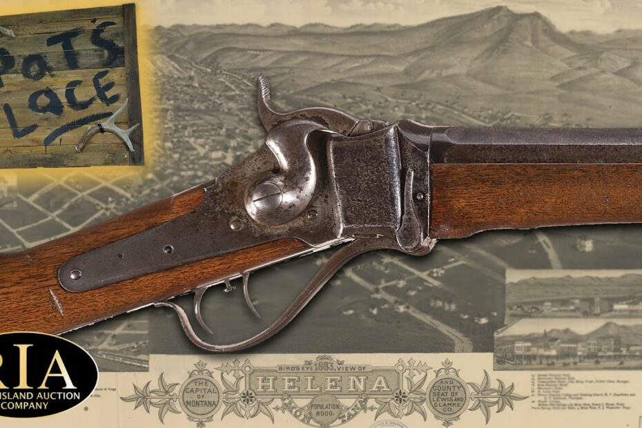 Pat's Place: Buffalo Rifles of the American Frontier
