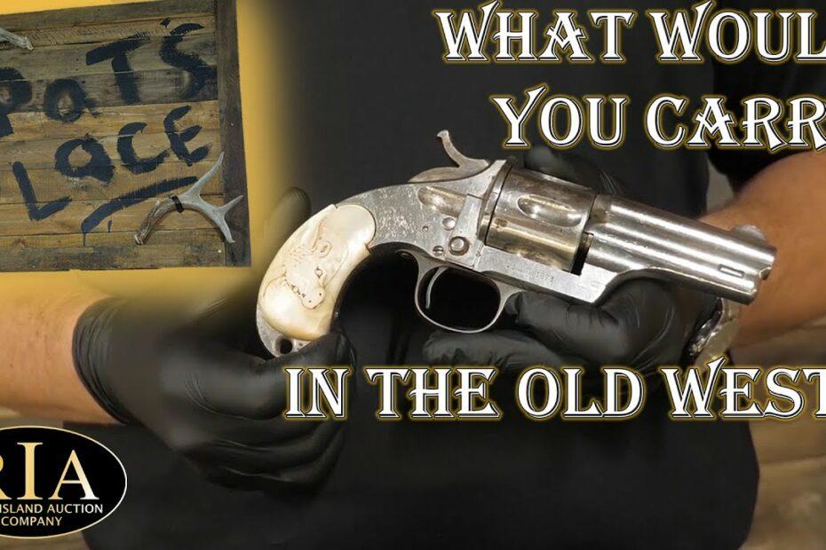 Pat's Place: Frontier EDC Revolvers