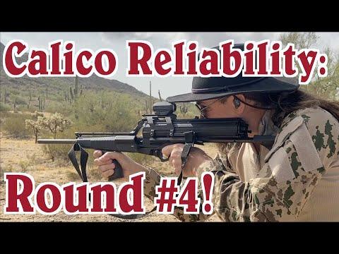 Calico Reliability Testing: Round 4, the Saga Continues…