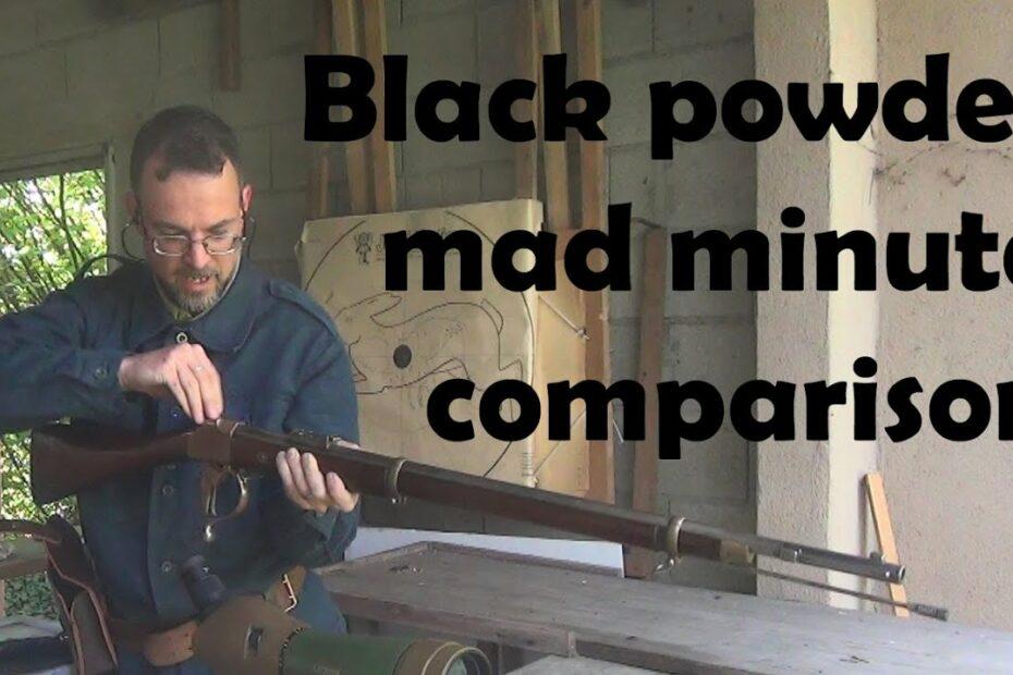 Black powder mad minute