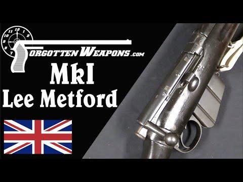 Lee Metford MkI: Great Britain's First Magazine Rifle