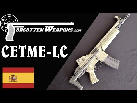 CETME LC: Last of the Roller-Delayed Carbines