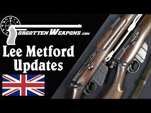 Origins of the Lee Enfield Rifle: Lee Metford Updates