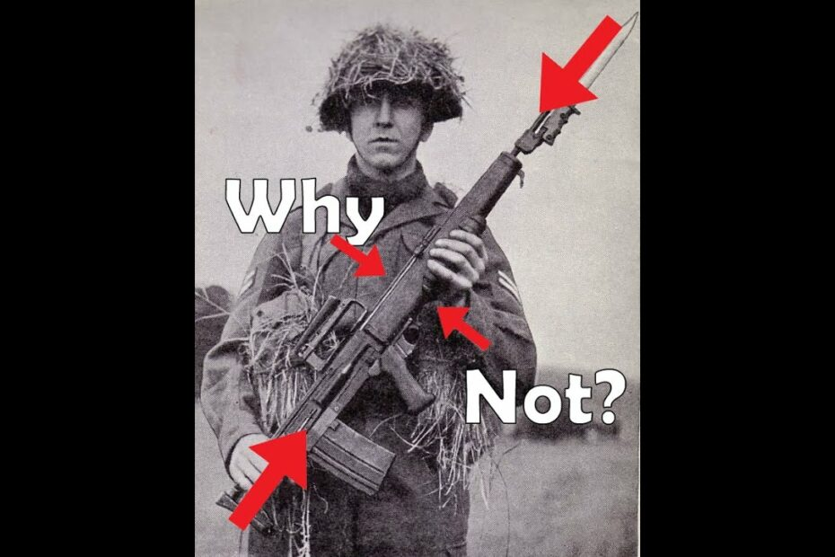 SA80/L85: Why Didn't Enfield Just Scale Down The EM-2 Instead Of Bullpupping The AR-18?