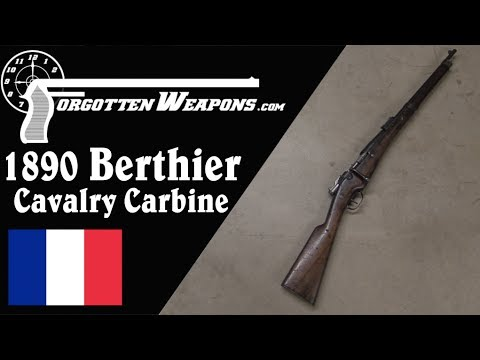 Modele 1890 Berthier Cavalry Carbine
