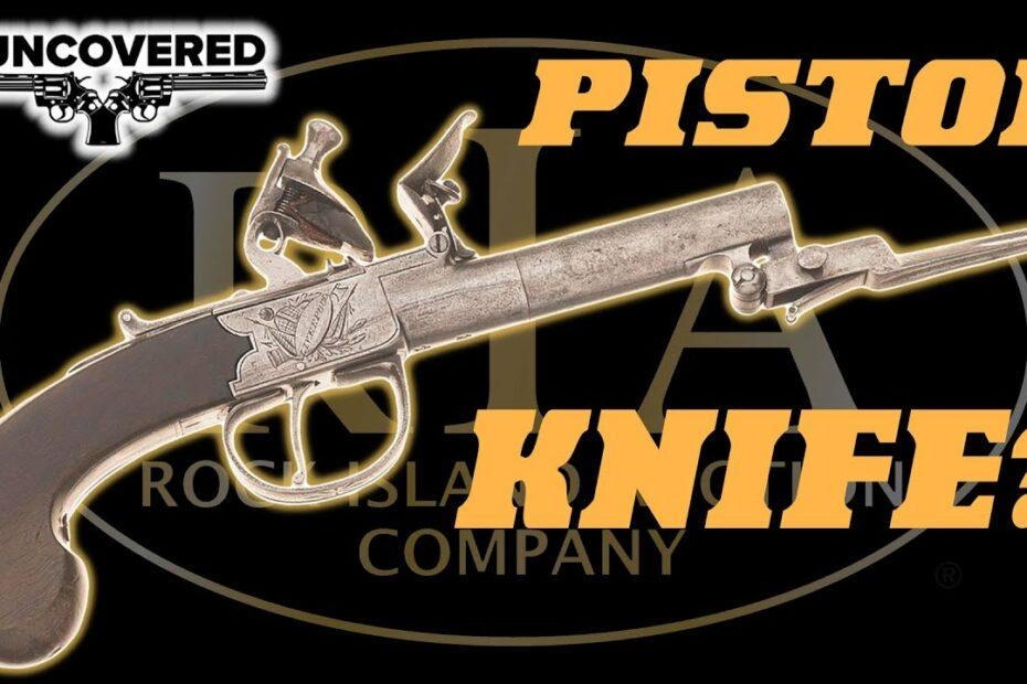 Guncovered: Black Powder Pistols, Muzzleloaders, & More