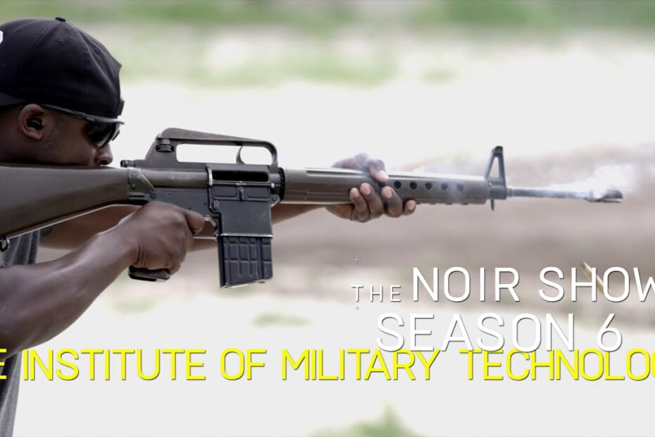 Colion Noir @ The Institute of Military Technology – The AR-10