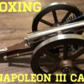 Unboxing: Traditions Mini Napoleon III Cannon