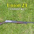 Takedown: Union Fire Arms Model 24 (Variant #2)