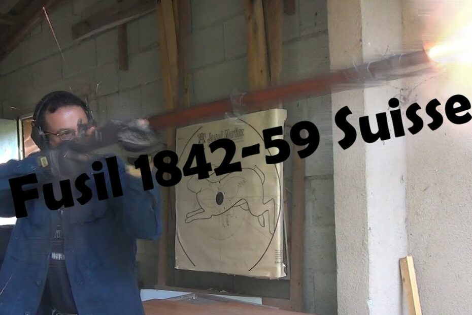 Fusil 1842 – 59 Suisse