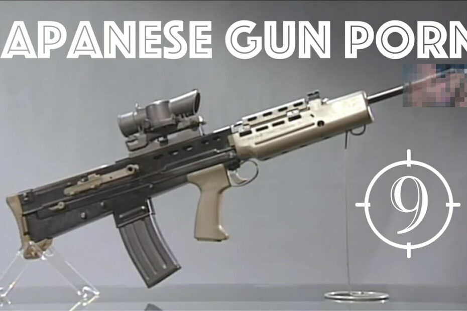 L85A1 – Japanese Gun Porn