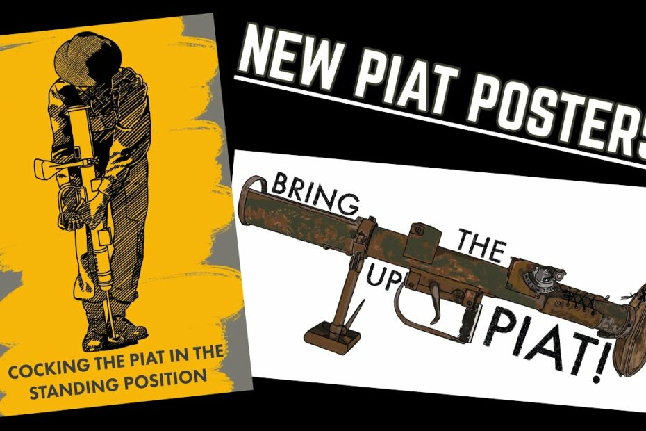 NEW PIAT Posters!
