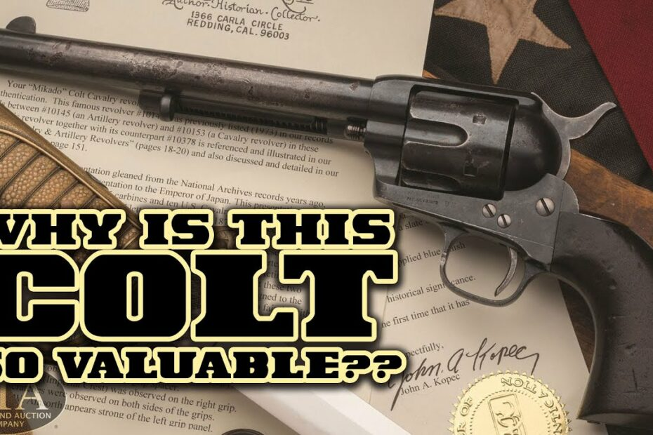 Ainsworth Inspected Colt Single Action Army