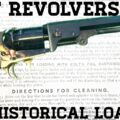 Historical Loading of Colt Revolvers