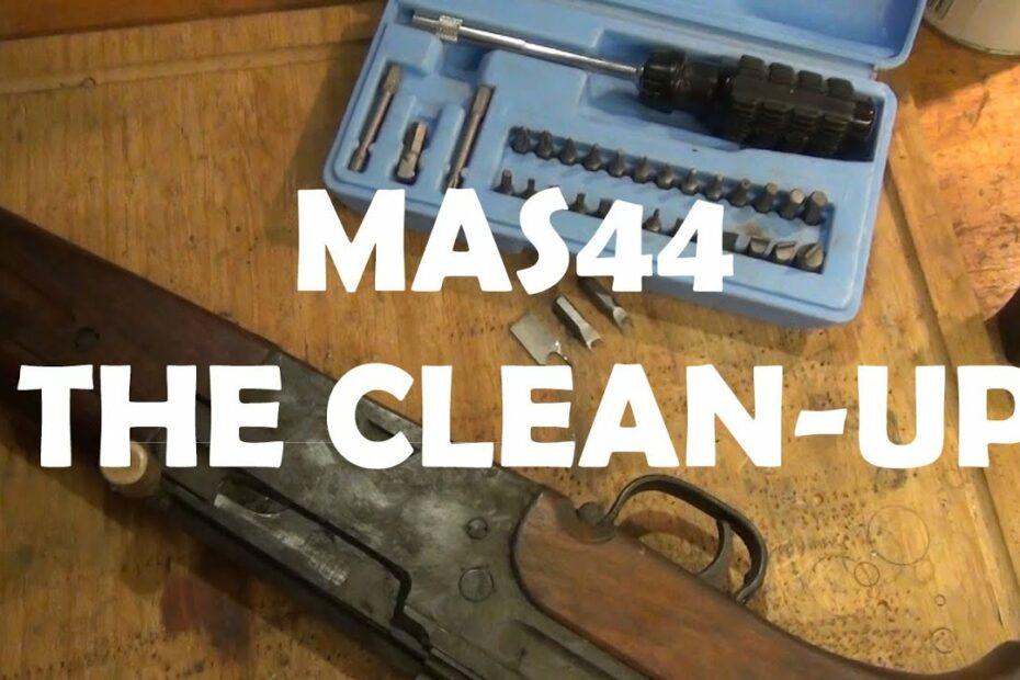 MAS44 – After the teaser comes the clean-up