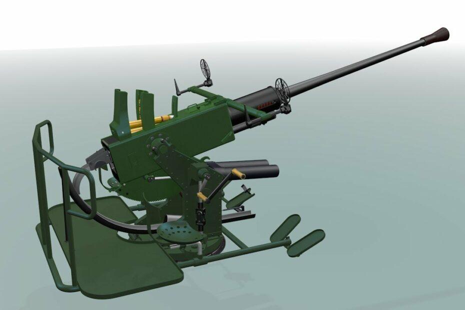 Bofors 40mm L/60 Autocannon (Part 2)