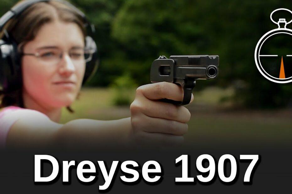 Minute of Mae: Dreyse 1907