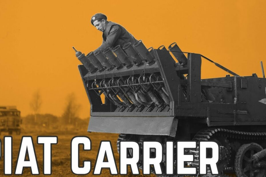The Experimental PIAT Carrier