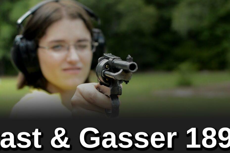 Minute of Mae: Rast & Gasser 1898