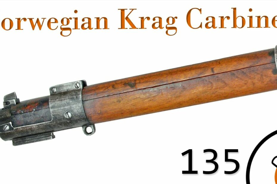 Small Arms of WWI Primer 135: Norwegian Krag Carbines
