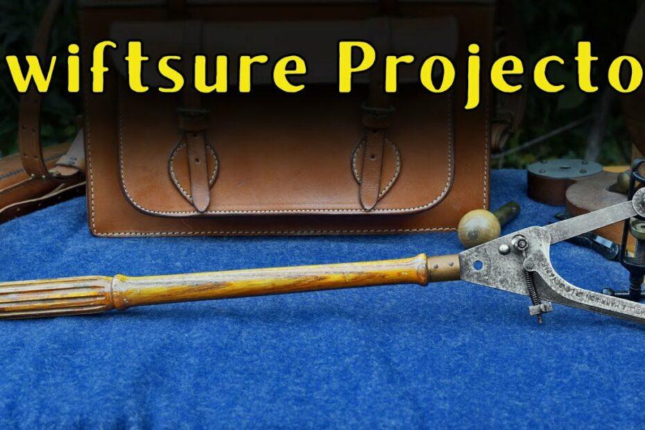 It's a Trap! 002: Swiftsure Hand Projector