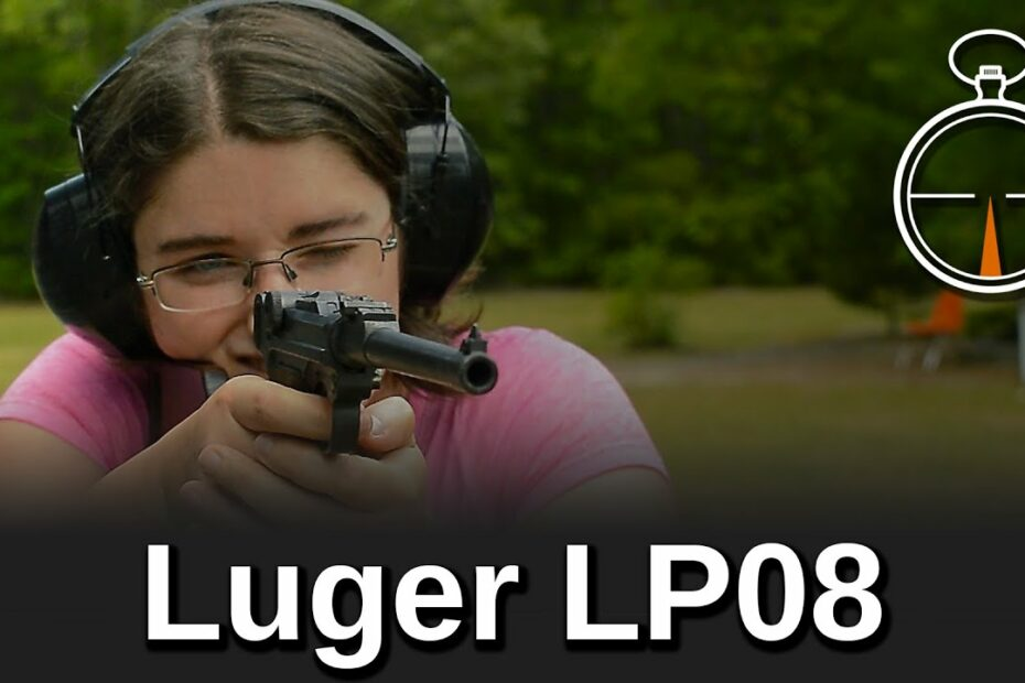 Minute of Mae: Luger LP08