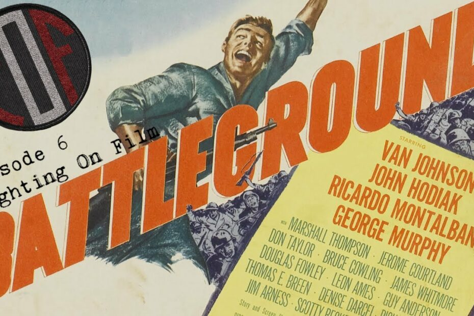 Fighting On Film: Battleground (1949) – Van Johnson – William A. Wellman – Ricardo Montalban