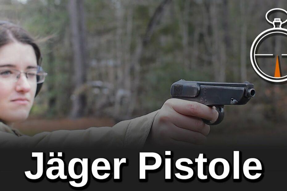 Minute of Mae: Jäger Pistole