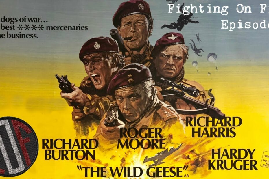 Fighting On Film Christmas Special: The Wild Geese (1978)