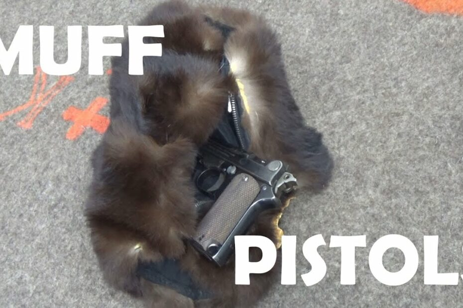 Muff Pistols: Historical CCW For Ladies of Distinction