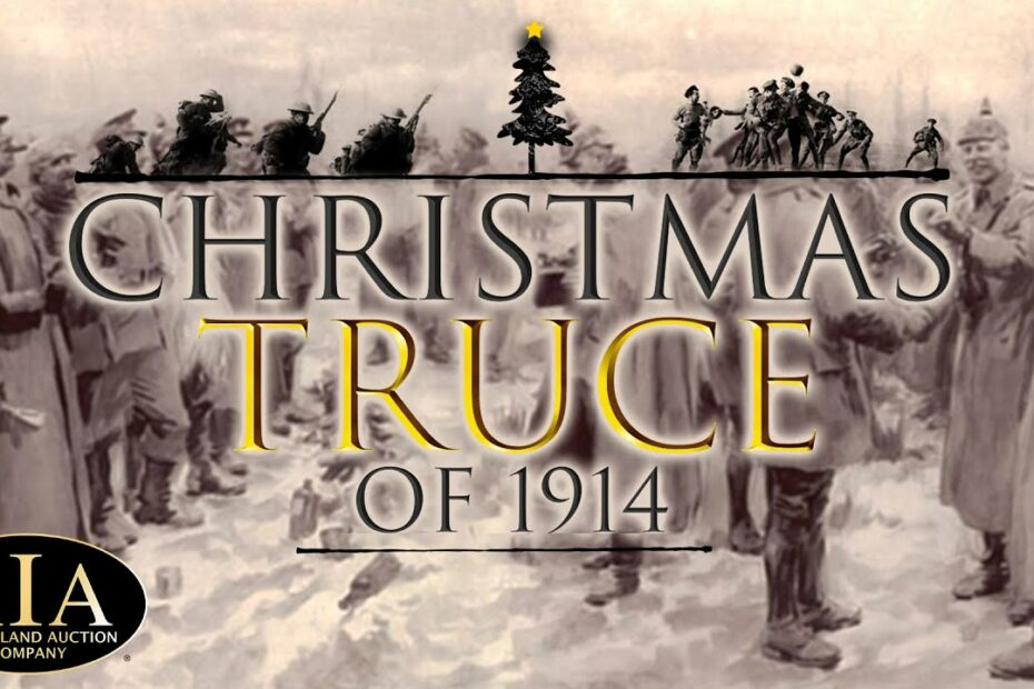 The Christmas Truce of WWI