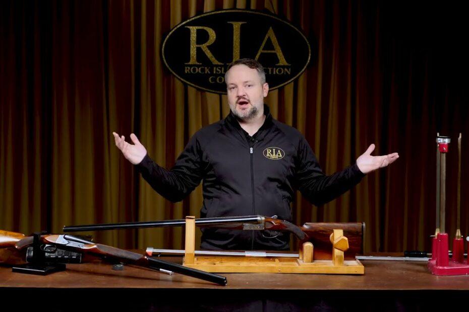 How We Measure a Shotgun