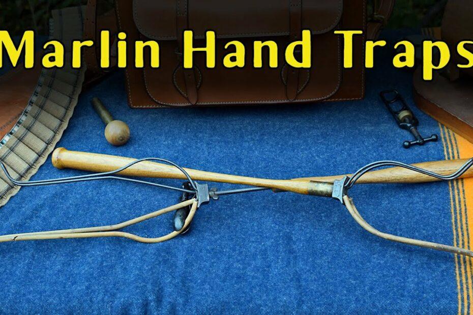 It's a Trap! 004: Marlin Hand Traps