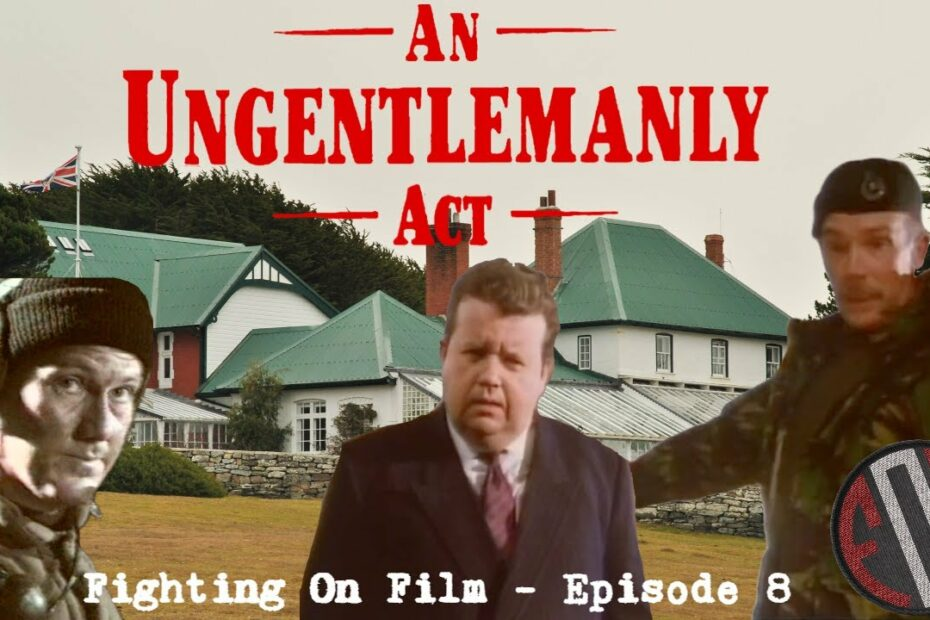 Fighting On Film Special: An Ungentlemanly Act (1992) – Stuart Urban – Ian McNeice – Hugh Ross
