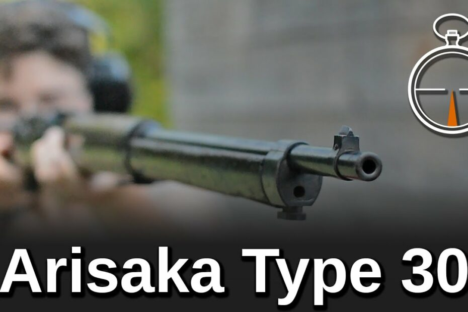 Minute of Mae: Arisaka Type 30