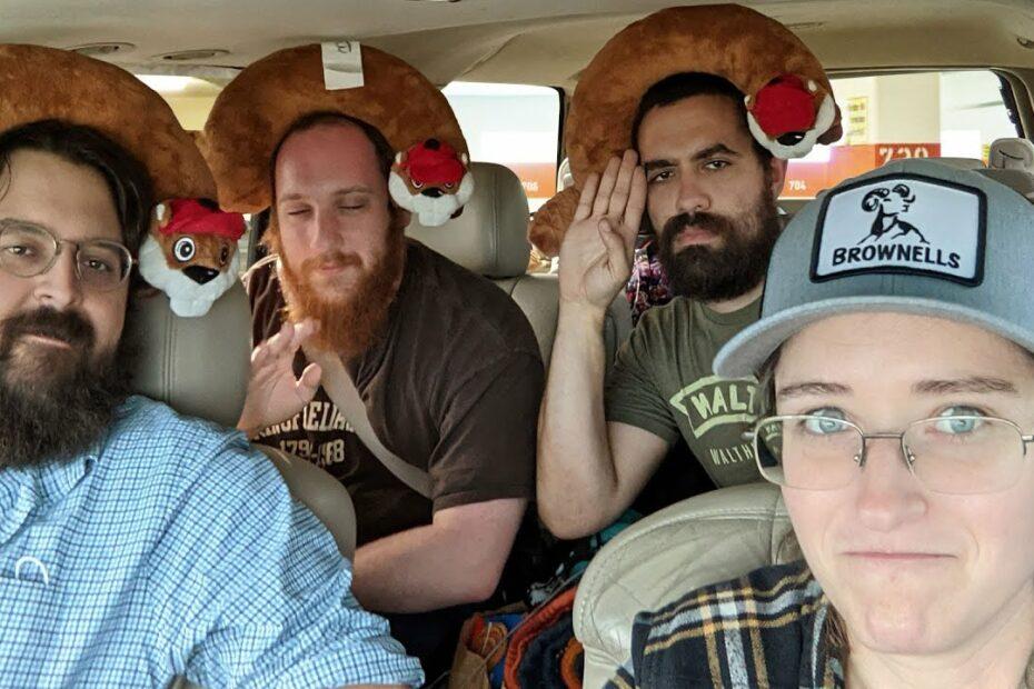 Podcast Sampler: Our Trip to the Gundies (bonus Ian)