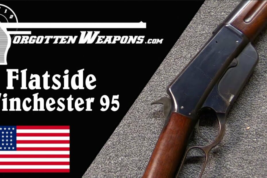 First Variation Flatside Winchester 1895 Musket