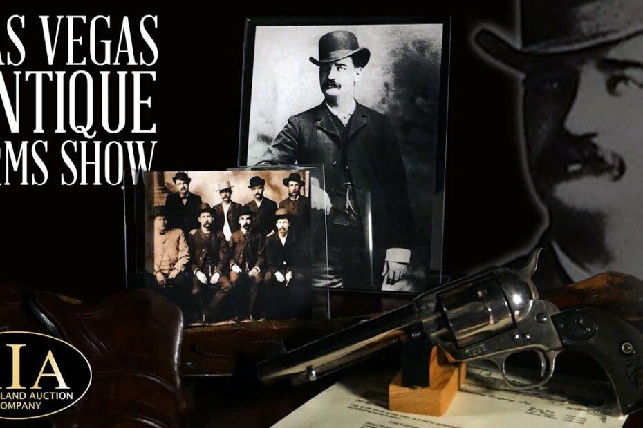 RIAC Remembers a Legend: The Las Vegas Antiques Arms Show