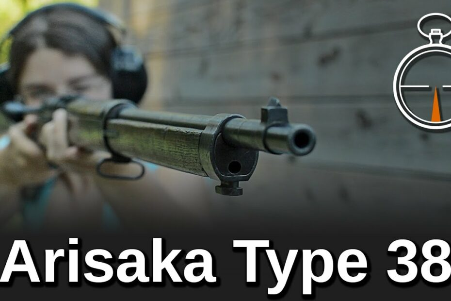 Minute of Mae: Arisaka Type 38