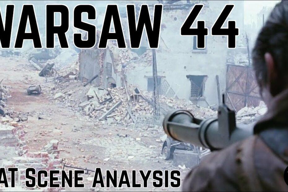 Warsaw 44: PIAT Scene Analysis