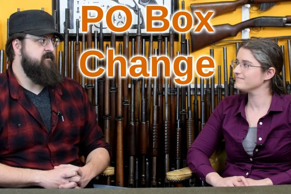 PO Box Change